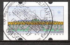 BRD 1993 19.05. Automarten-Freimarke 100er Gestempelt LUXUS!!! (A137)