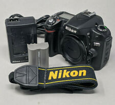 Nikon D80 10.2MP Digital SLR Camera Body - 6k Clicks