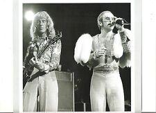 ELTON JOHN with Davey Johnstone live magazine PHOTO / clipping 8x8 inches