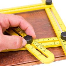Angle-izer Multi-Angle Easy Shape Ruler Four-Sided Template Measuring Tool Scale