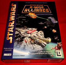 STAR WARS X-WING ALLIANCE Pc Versione Italiana Edizione Big Box ○ COMPLETO - EK