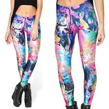 Disney's Cinderella All Over Print Yoga Pants OSFM Leggings 1ST QUALITY!!