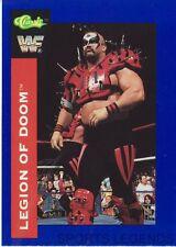 1991 Classic WWF WWE #12 Legion of Doom Animal