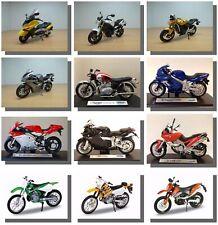 1:18 Motorbikes, Road,Racing,Dirt, TT, Scrambling etc. New & Sealed