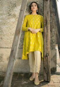 ORIGINAL CROSS STITCH KURTA khaadi Sana Safinaz,Maria B,Elan,limelight