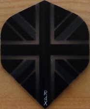 Ruthless Dart Flights -15 Colour Choices- Standard Shaped-1/3/5/10 Sets..