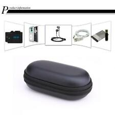 Portable EVA Case MP3 MP4 Bluetooth Headset Earphone Date Cable Storage Box