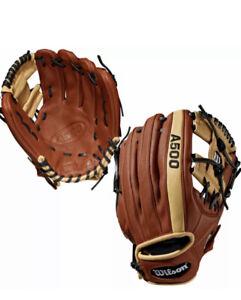 Wilson A500 Series 11 Inch WTA05RB1911 Baseball Glove NEW