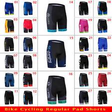 Cycling Shorts Mens Padded Bicycle Bike Short Pants Cycle Shorts Bottoms s~4XL
