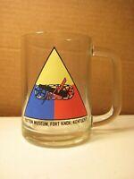 Patton Museum Fort Knox Kentucky Souvenir Glass Coffee Mug