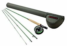 REDINGTON VICE 4-PIECE FLY ROD AND REEL COMBO