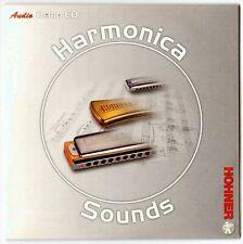 hohner harmonica sounds audio demo cd, as new.