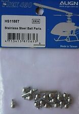 Align T-Rex 450 Stainless Steel Ball Parts HS1155T