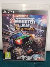 Monster Jam Path Of Destruction Sony PlayStation 3 PS3 Fast Free Post Gift