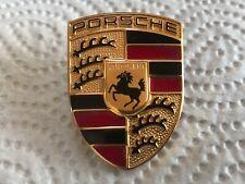 Original Porsche Emblem Zeichen Logo,Carrera,Boxster, Cayman, Stuttgart Wappen