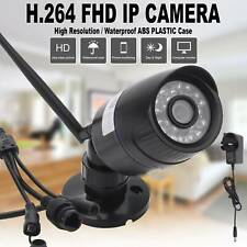 Wireless WIFI Camera 1080P HD Network Cam CCTV In/Outdoor Security IR Night