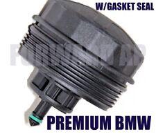NEW - PREMIUM Oil Filter Housing Cover Cap For BMW X5 Z4 525i 328i 11427525334