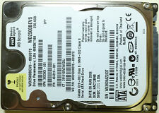 """WD2500BEVT-60UST0 250GB 2.5"""""""