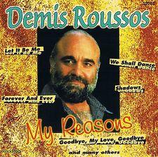 "DEMIS ROUSSOS ""My Reasons"" 16 Track Collection 1998 Neu & OVP Lollipop License"