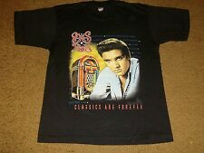 ELVIS PRESLEY T-SHIRT  ~ BRAND NEW ~ NOT WORN ~  SIZE LARGE