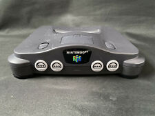 Black Nintendo 64 / N64 Console NTSC - RGB Board - DeBlur - Borti4938 RGB v2.1