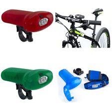 Linterna LED Multifuncion para Manillar de bicicleta,accesorio de ajuste,montaña