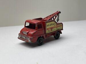 Vintage Lesney Matchbox No.13 Thames Trader Wreck Truck w/Silver Hook