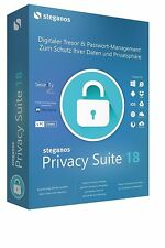 Avanquest Steganos Privacy Suite 18 Cd-rom