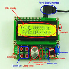 Generator Signal Module Sinetrianglesquare Wave Ttl Output Dds Function Fy3012