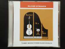 OLIVER STRAUCH  -  ANATOMY  OF A TRIO , CD 2005 ,  JAZZ,   JIMMY WOODE, GOUALCH