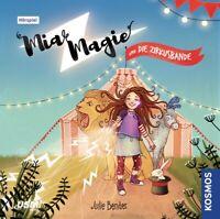 MIA MAGIE - FOLGE 01: MIA MAGIE UND DIE ZIRKUSBANDE   CD NEW