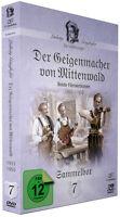 Der Geigenmacher von/vom Mittenwald - Die Ganghofer Sammelbox 7, Filmjuwelen DVD