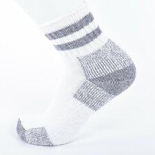 0d63b9689fc Kodiak Men s White Industrial Soft Quarter Socks - 2 Pairs