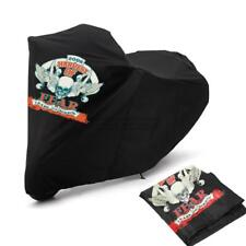 XXL Waterproof Motorcycle Cover Fit Harley Davidson Heritage Softail Classic