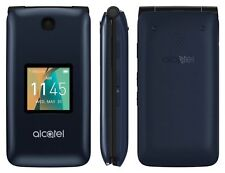New Alcatel GO FLIP 4044W Flip Phone Metro PCS TMobile AT&T UNLOCKED GSM 4G LTE