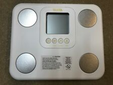 Tanita BC-730 Fat Mass White Weighing Scales Inner scan Body Composition Monitor