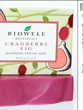 Bidwell Botanicals Cranberry Fig Soap 4oz.