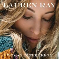 Lauren Ray - Woman in the Arena - New CD Album - Pre Order - 10th May