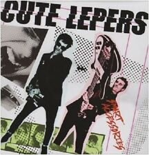 The Cute Lepers - Smart Accessoires  Vinyl LP Alternative/Pop/Rock  Neuware