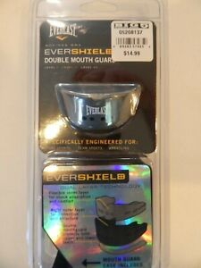 Everlast EverShield Double Mouth Guard New