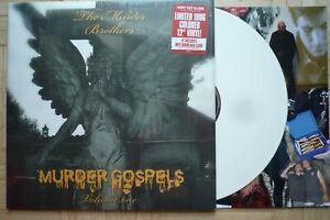Meteors als The Murder Brothers LP Murder Gospels Psychobilly Fenech Rockabilly