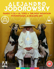 Alejandro Jodorowsky Collection - Blu-ray Region B