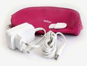Brown Mesh Device 81577251 for Epilator Silk-épil 5 no 5185 in Pink Bag