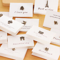 12pcs/Set Retro Style Greeting Cards With Paper Envelope Greeting Cards Gifts