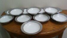 Platino by Sango Small Bowls