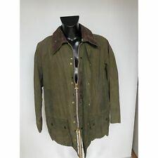Barbour Giacca Beaufort verde vintage C48/122 cm - Green Waxed jacket