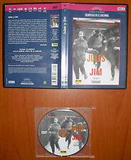 Jules y Jim (et) [DVD] EL MUNDO, François Truffaut, Jeanne Moreau, Oskar Werner