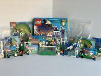 LEGO Soccer - HUGE LOT - 3408 + 7 More - New & Used *Read Description* 2000