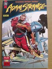 ADAM STRANGE Volume 2 - Play Extra n°22 1992 Play Press  [SP18]