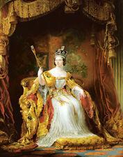 Hayter George Sir Queen Victoria Print 11 x 14  # 3530